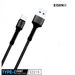 EISEN Cable de Charge USB...