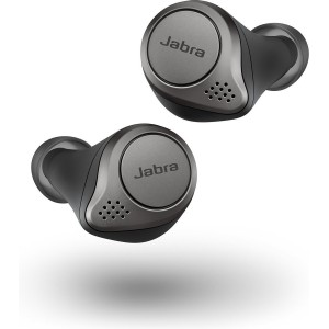 Jabra Elite 75T - True Wireless - Noir Titanium