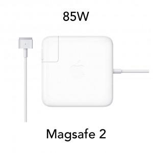 Chargeur Magsafe 2 - T -  85W pour MacBook Pro 15